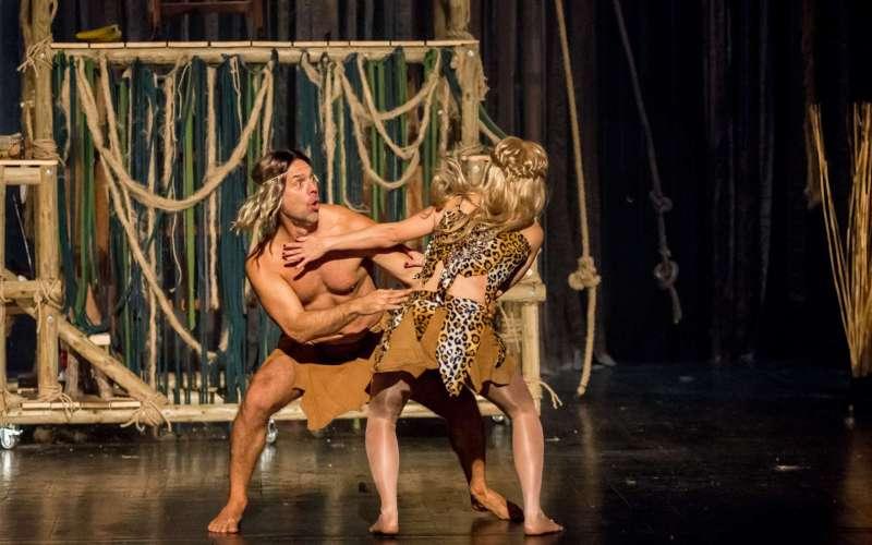 Rok Vičnik rokgre: Tarzan