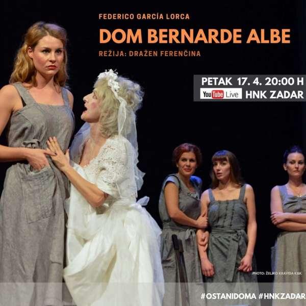 DOM BERNARDE ALBE -17.4. U 20 :00 H