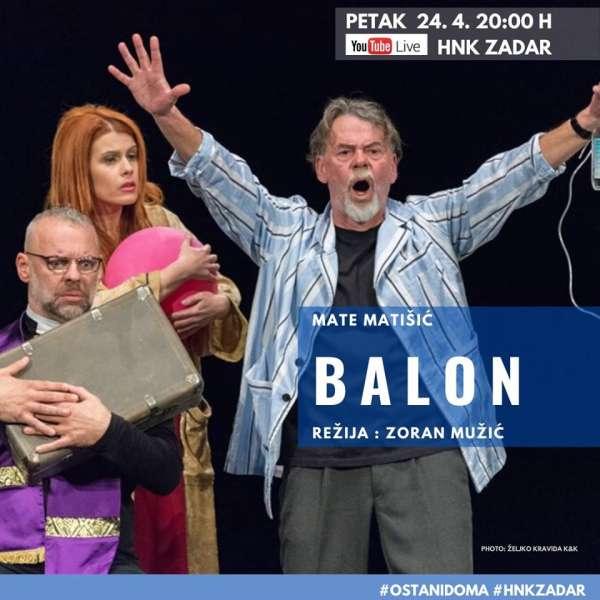 BALON, HNK ZADAR