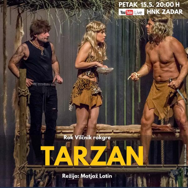 TARZAN, HNK ZADAR