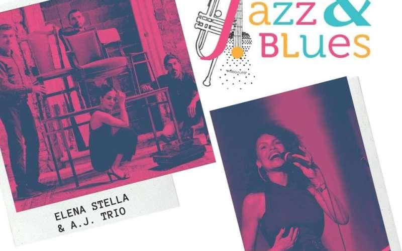 dva koncerta u jednoj večeri: A.J TRIO & Elena Stella i Martine Thomas & INSD ENTERPRISE