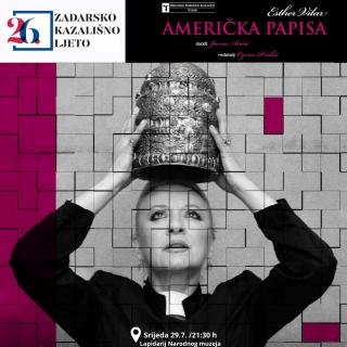 """""""AMERIČKA PAPISA"""" NA 26. ZKLJ"""